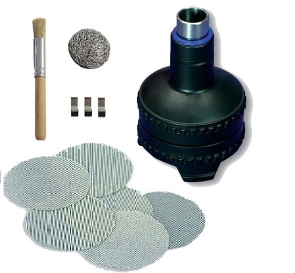 Volcano Easy Valve Herb Filling Chamber & Regular Screens