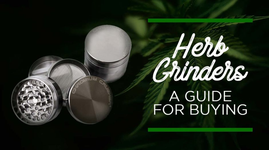 A Guide for Buying Herb Grinders