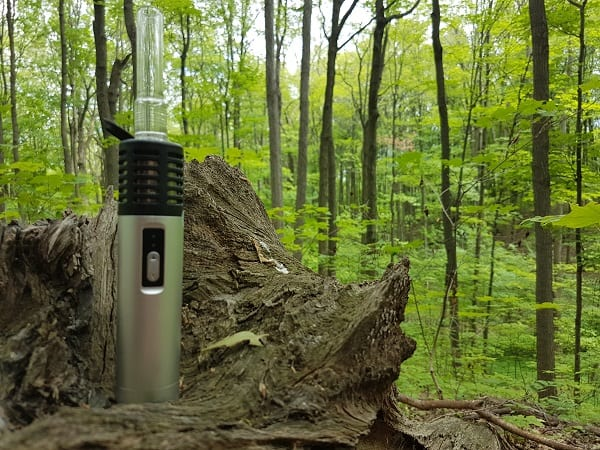 Arizer Air Vaporizer In Nature