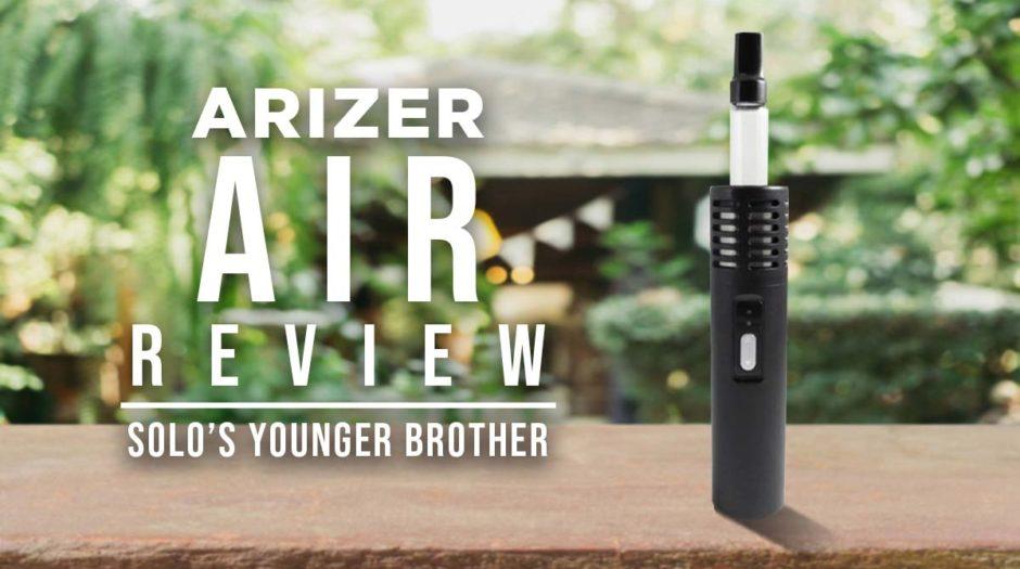 Arizer Air 1 Vaporizer Review