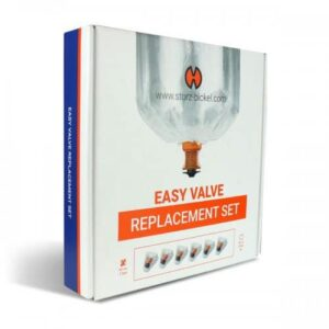 Volcano Easy Valve Replacement Set
