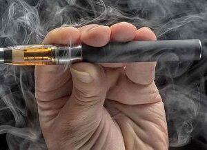 Vape Pen Smoking