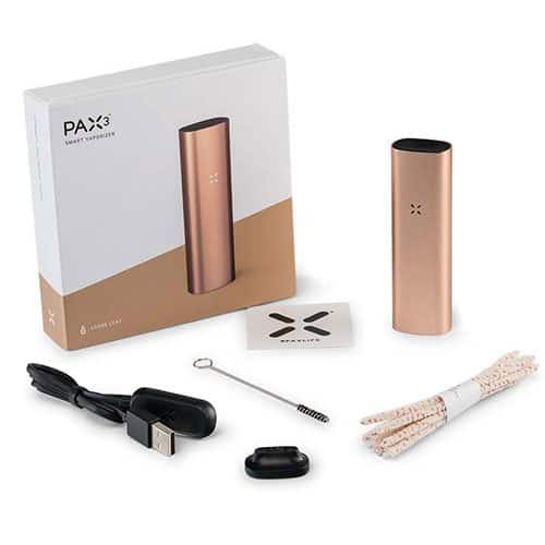Pax 3 Basic Kit All Accessories