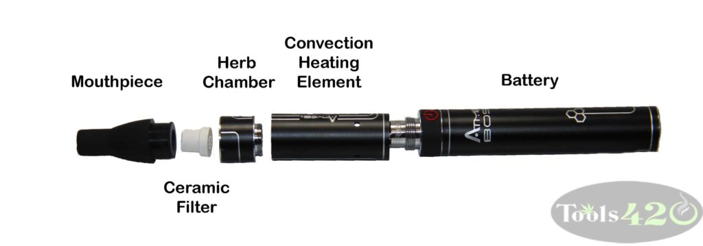 Atmos Boss Vape Pen Parts