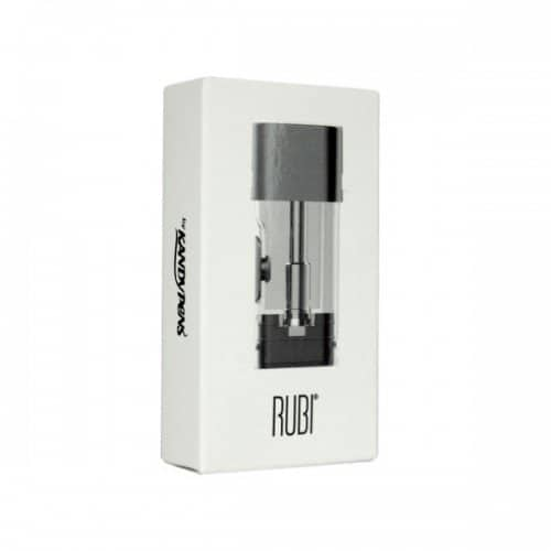 Kandypens Rubi Pod Packaging