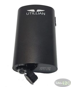 Utillian 420 Vaporizer Glass Mouthpiece storage