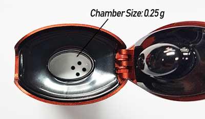 Davinci MIQRO Chamber Size