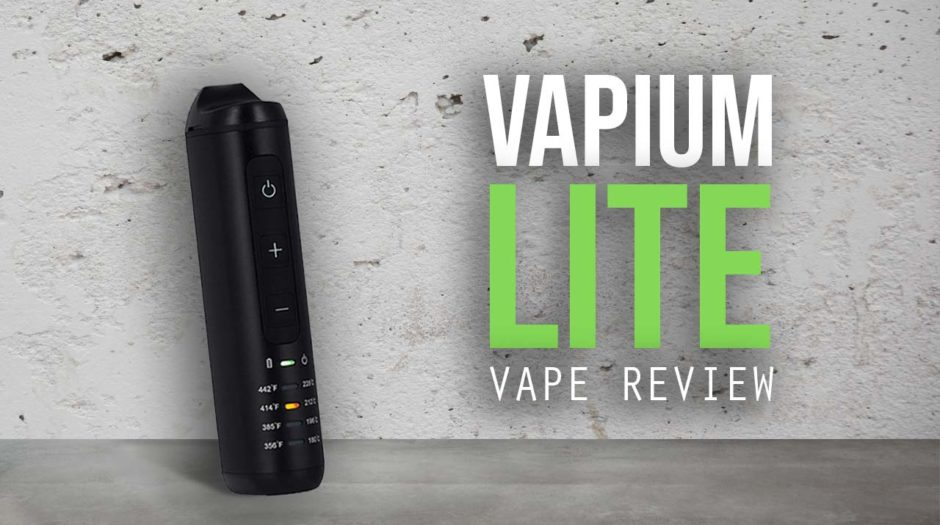 Vapium Lite Vape Review