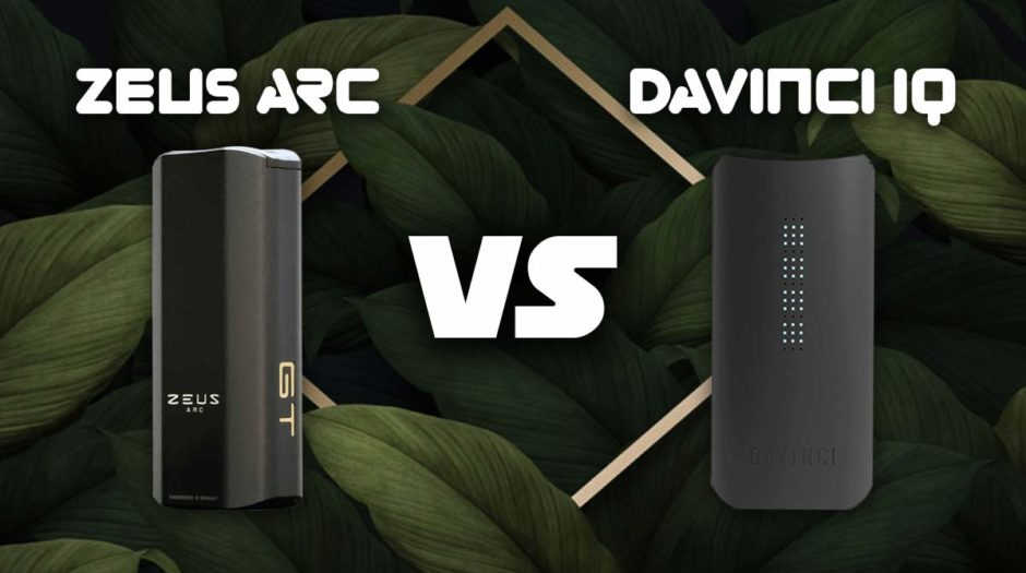 Zeus Arc VS DaVinci IQ Review