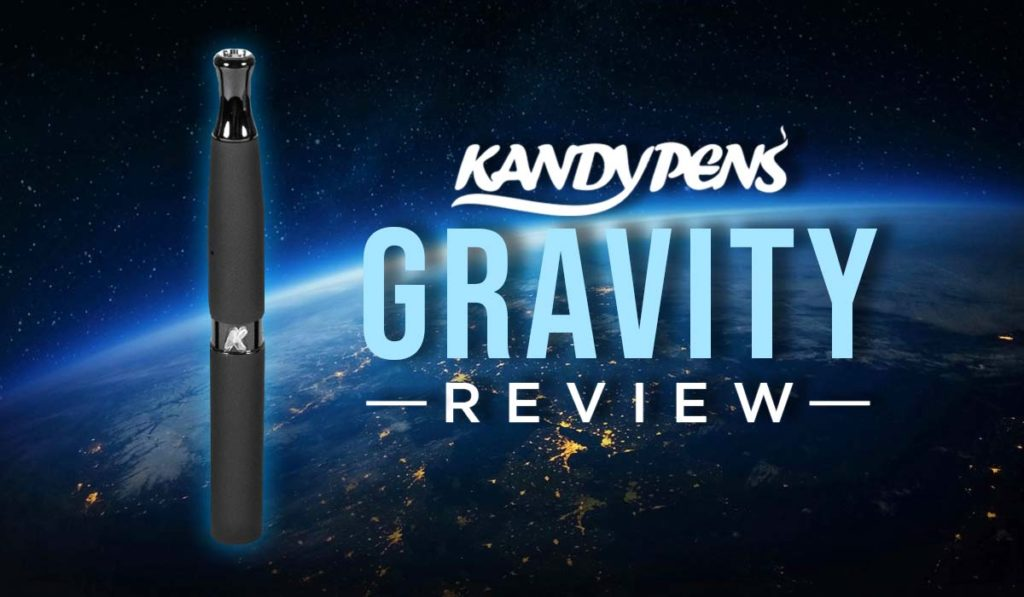 KandyPens Gravity Wax Pen Review (2019) - Tools420