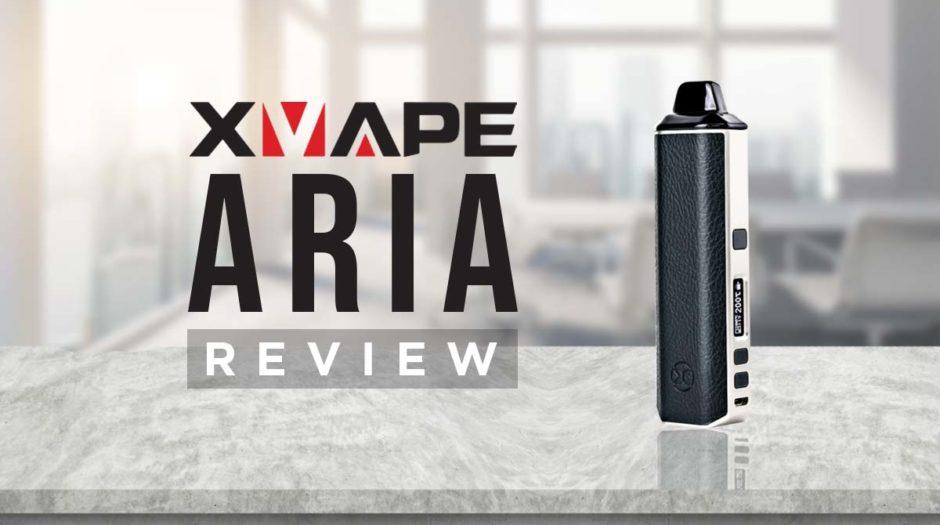 XVape Aria Review