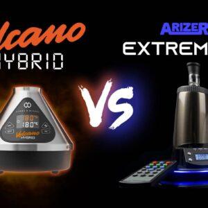Volcano Hybrid VS Extreme Q Review