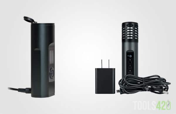 Arizer Solo 2 vs Air 2 Battery life